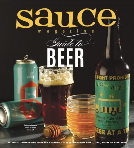 Irish Red Ale Featured on Sauce