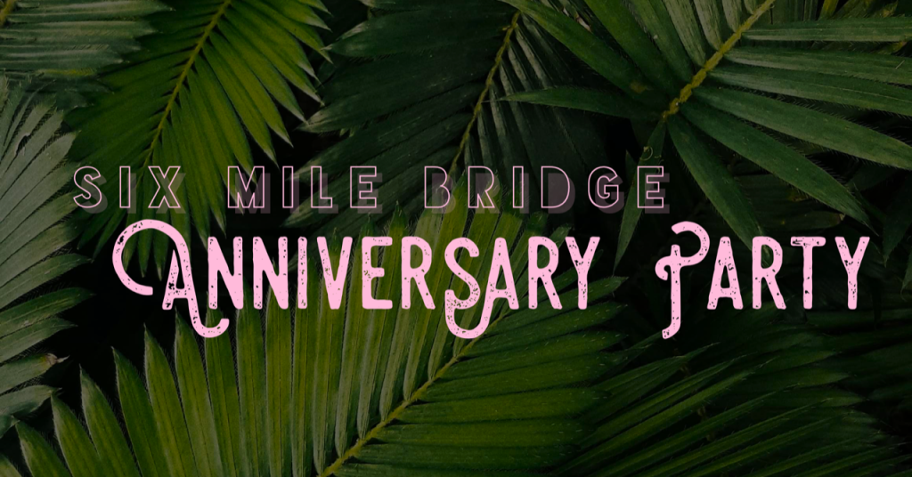 Anniversary Party Header
