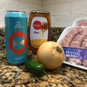 beer brat ingredients
