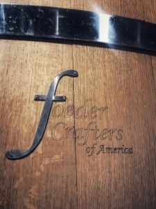 Did you know that Foeder Crafters of America is the only company in the United States making foeders? And it's right here in St. Louis!