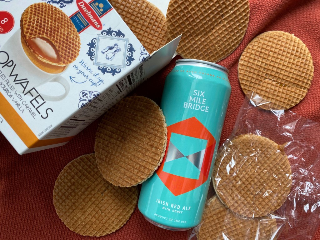 Irish Red and Stroopwafel
