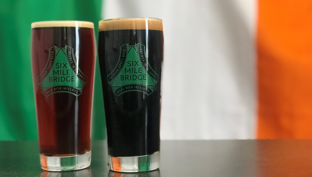 irish red and stout